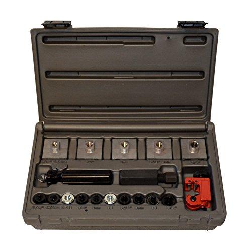 Cal-Van Tools 165 Master Inline Flaring Kit