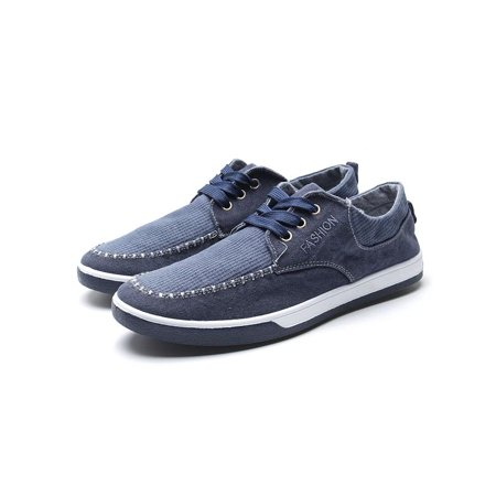 Meigar Mens Casual Shoes Flat Shoes Mens Sneakers Athletic Shoes Plus Size (Shoes Casual Men Timberland)