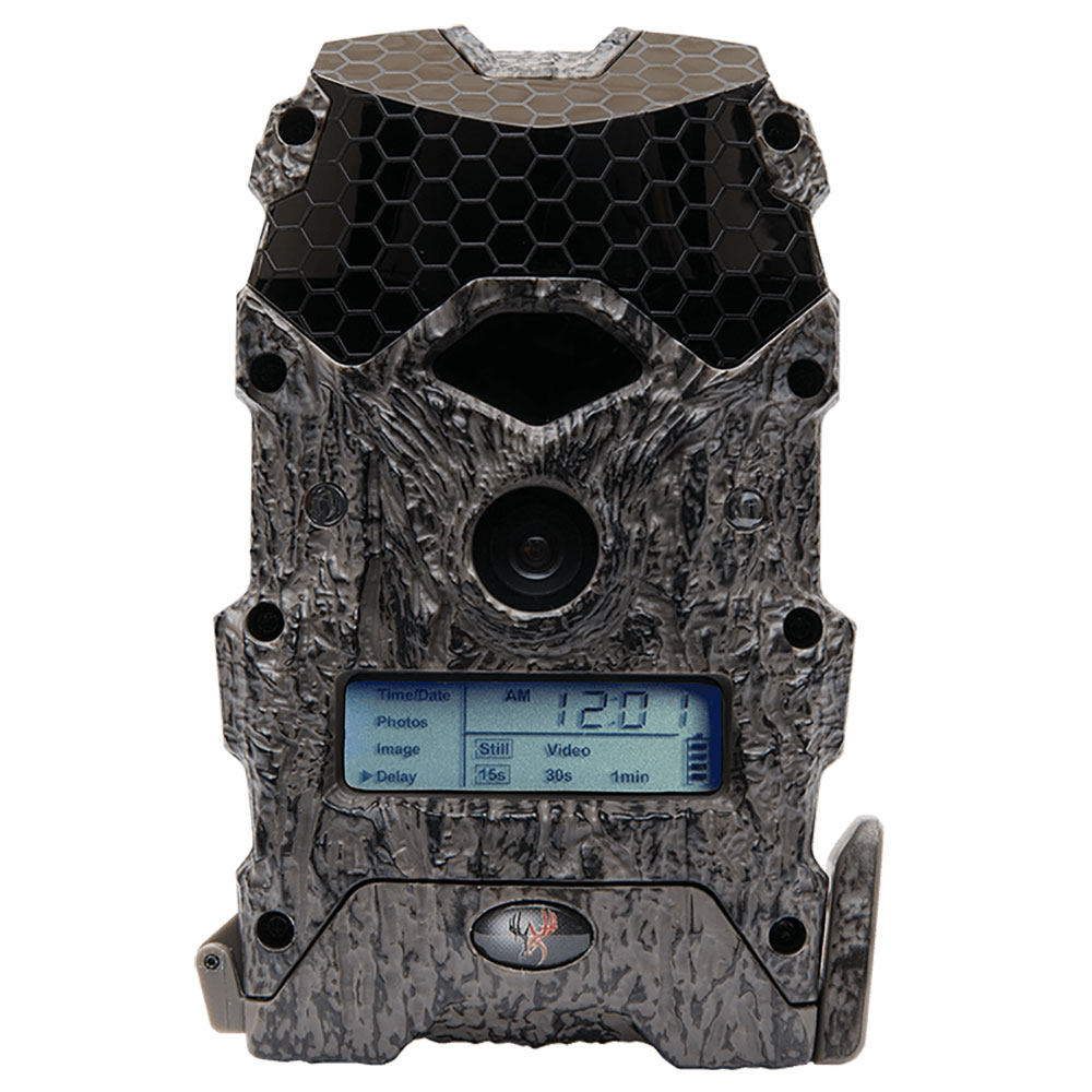 Wildgame Innovations Mirage 16 Lightsout 16MP 720p Hunting Game Camera, Camo
