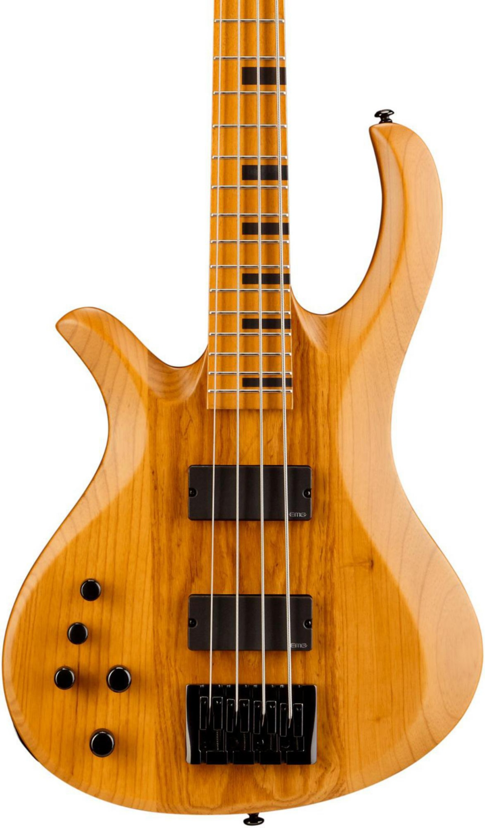 Schecter Guitar Research Riot-4 Session Left-Handed Electric Bass Guitar Satin Aged... by Schecter Guitar Research