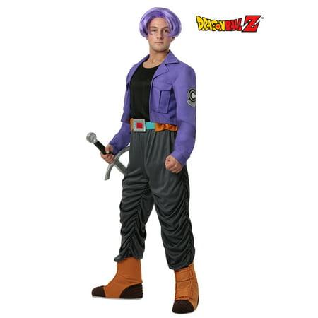 Dragon Ball Z Trunks Costume for Men for $<!---->