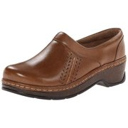 Klogs Sydney Women's Leather Supportive Clog - Driftwood