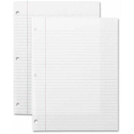 Sparco Standard White Filler Paper](Halloween Themed Lined Paper)