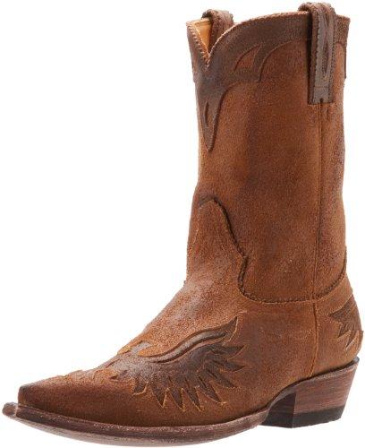 Old Gringo Men's Eagle Men's Boot,Ochre/Chocolate,9 D US