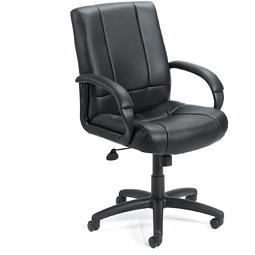 Boss Caressoft Mid Back Excecutive Chair