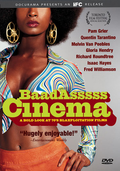 BaadAsssss Cinema (DVD) by New Video Group, Inc.