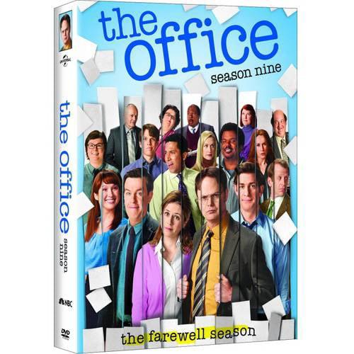 The Office: Season Nine - The Final Season (Anamorphic Widescreen)