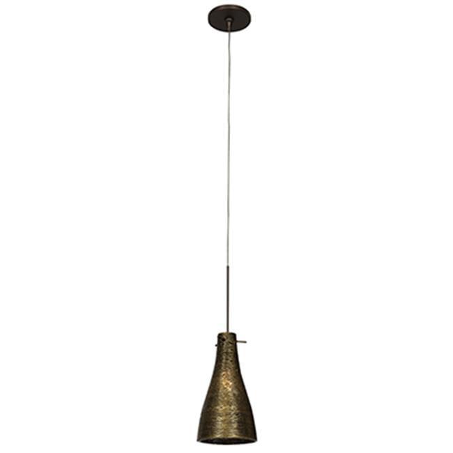 Access Lighting 23218UJ-BRZ-ORO Cavo Pendant-Systems Bronze & Gold by Access Lighting