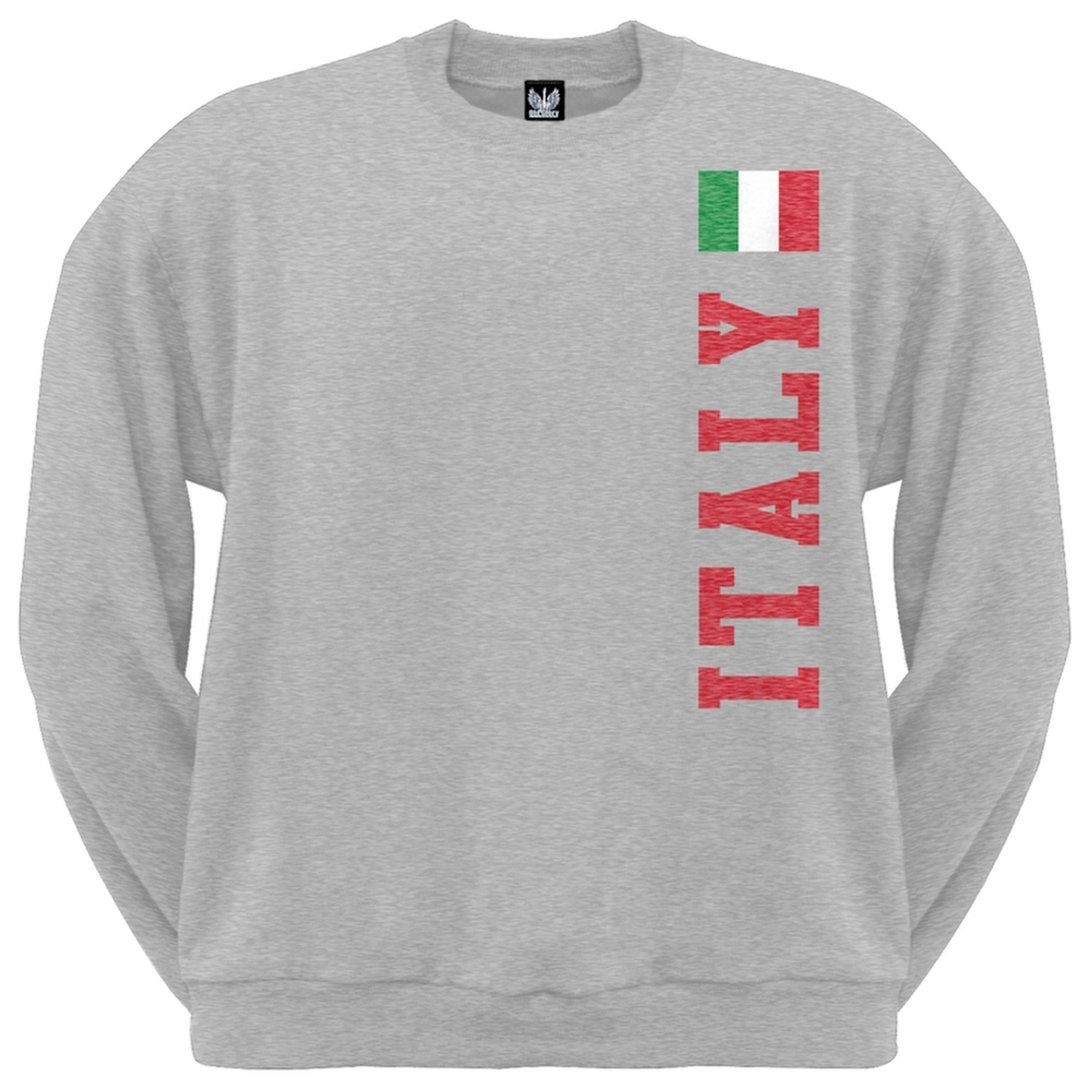 World Cup Italy Crew Neck Sweatshirt