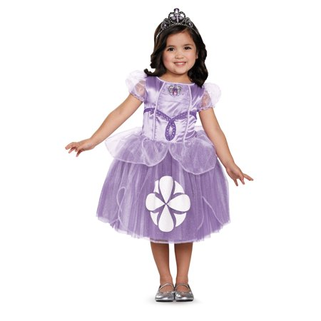 Sofia the First Deluxe Tutu Child Halloween Costume](1st Halloween)