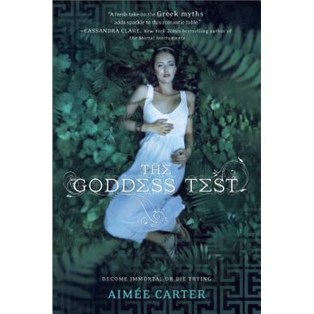 Harlequin Teen: The Goddess Test (Paperback)](Venus The Goddess Of)