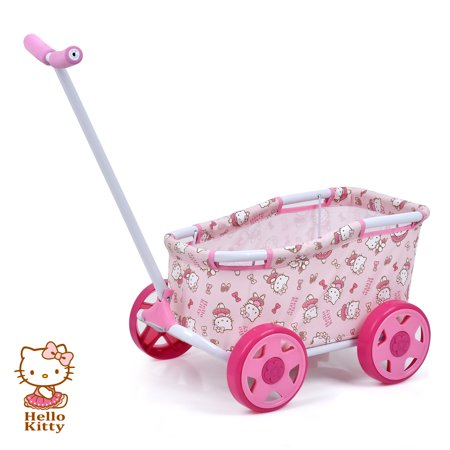 Hello Kitty Toy Wagon
