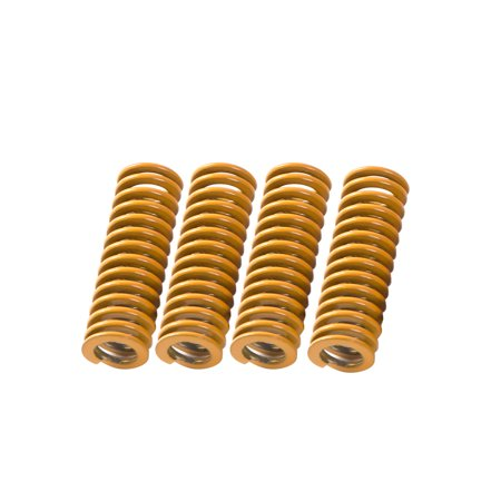 Creality 3D Printer Heated Bed Die Spring Compression Springs Length 25mm Inside Diameter 5mm for 3D Printer Extruder DIY Accessories Parts (Pack of (3d Dive)