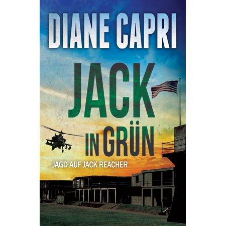 Jack in Grun - eBook (Grün Nerd-brille)