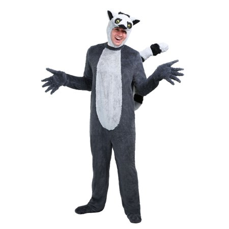 Adult Lemur Costume](Lemur Costume)
