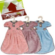 Avery Barn Various Design Mini Dress Soft Bathroom Kitchen Hand Towel Sets