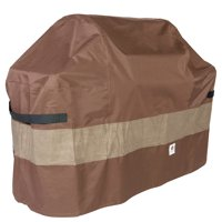Duck Covers Ultimate BBQ Grill Cover - Water Resistant Grill Cover, 53-Inch W, Mocha Cappuccino