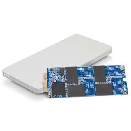 Other World Computing OWCS3DAP12K500 500GB Aurs Pro 6G SSD Plus Envoy Pro Upgrade Kit for 2012 & Early 2013