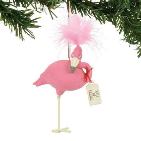 Snowpinions 4058882 Pretty In Pink Flamingo Ornament](Flamingo Ornaments)