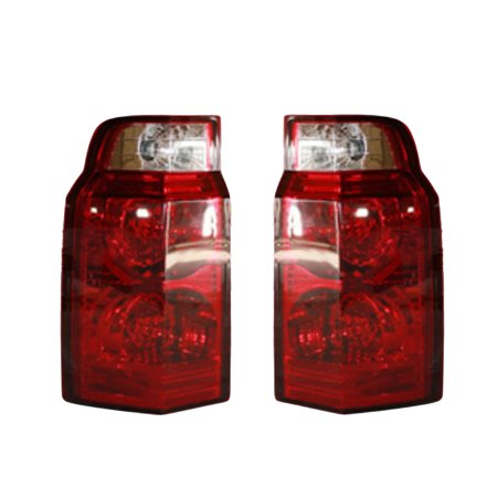 New Tail Light Pair Fits Jeep Commander 2007 2008 2009 2010 Ch2819108 Ch2818107 55396459ah 55396458ah