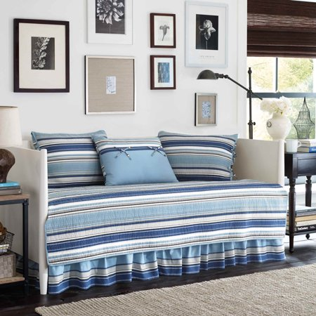 Stone Cottage Fresno Blue Daybed Set