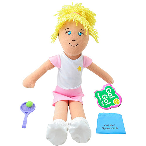 Go! Go! Sports Girls - Gracie Tennis Doll