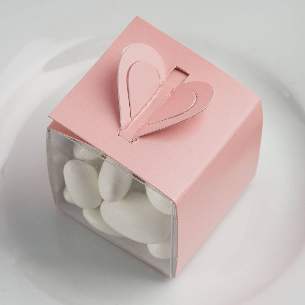 Efavormart White Color Treat Candy Box Wraps For Wedding Event ...