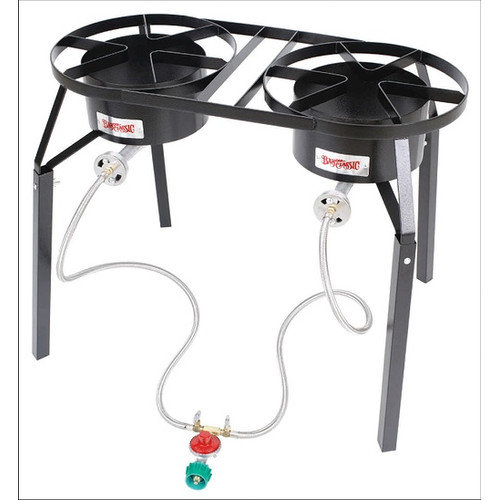 Bayou Classic Dual Burner Outdoor Stove
