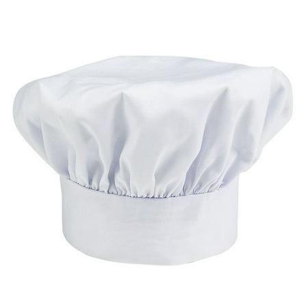 JR. EXECUTIVE CHEF CAP baker kids girls boys hat toddler child costume - Chef Cap