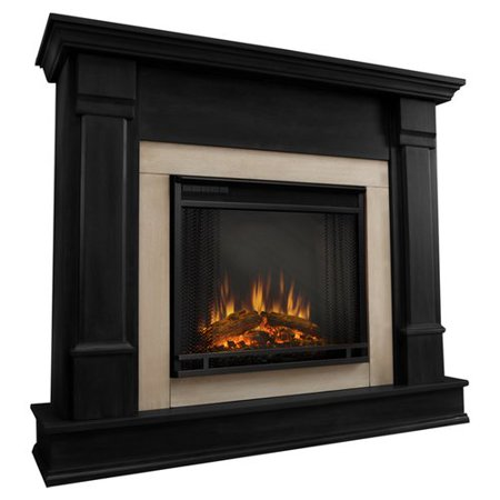 Real Flame Silverton Electric Fireplace White Gas Fireplace