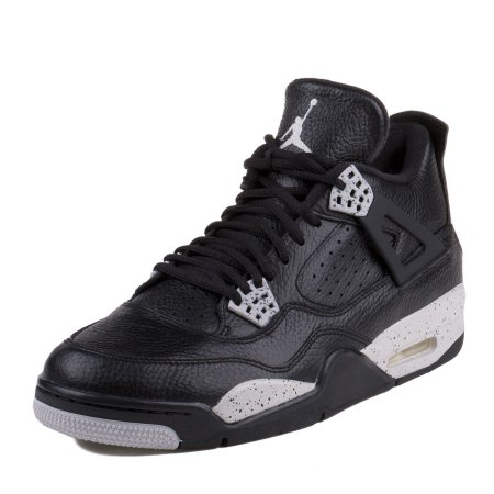 65a2dbe9cdf1 ... cheap nike mens air jordan 4 retro oreo e8aa3 3dc39