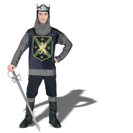 King Costume For Adults (Warrior King Costume for)