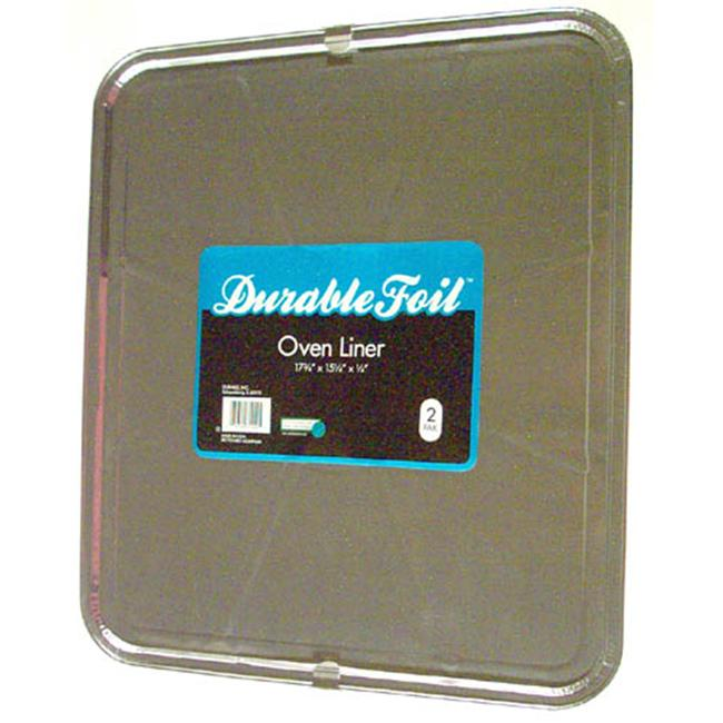 Durable Foil Durable Foil Oven Liners  D71020 - Pack of 12