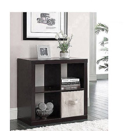 Better Homes and Gardens Square 4 Cube Storage Organizer, Multiple Colors - Square Up Store