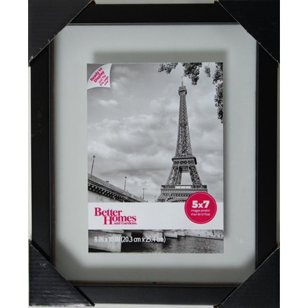 Better Homes and Gardens 8x10 Black Gallery Float Frame - Walmart.com