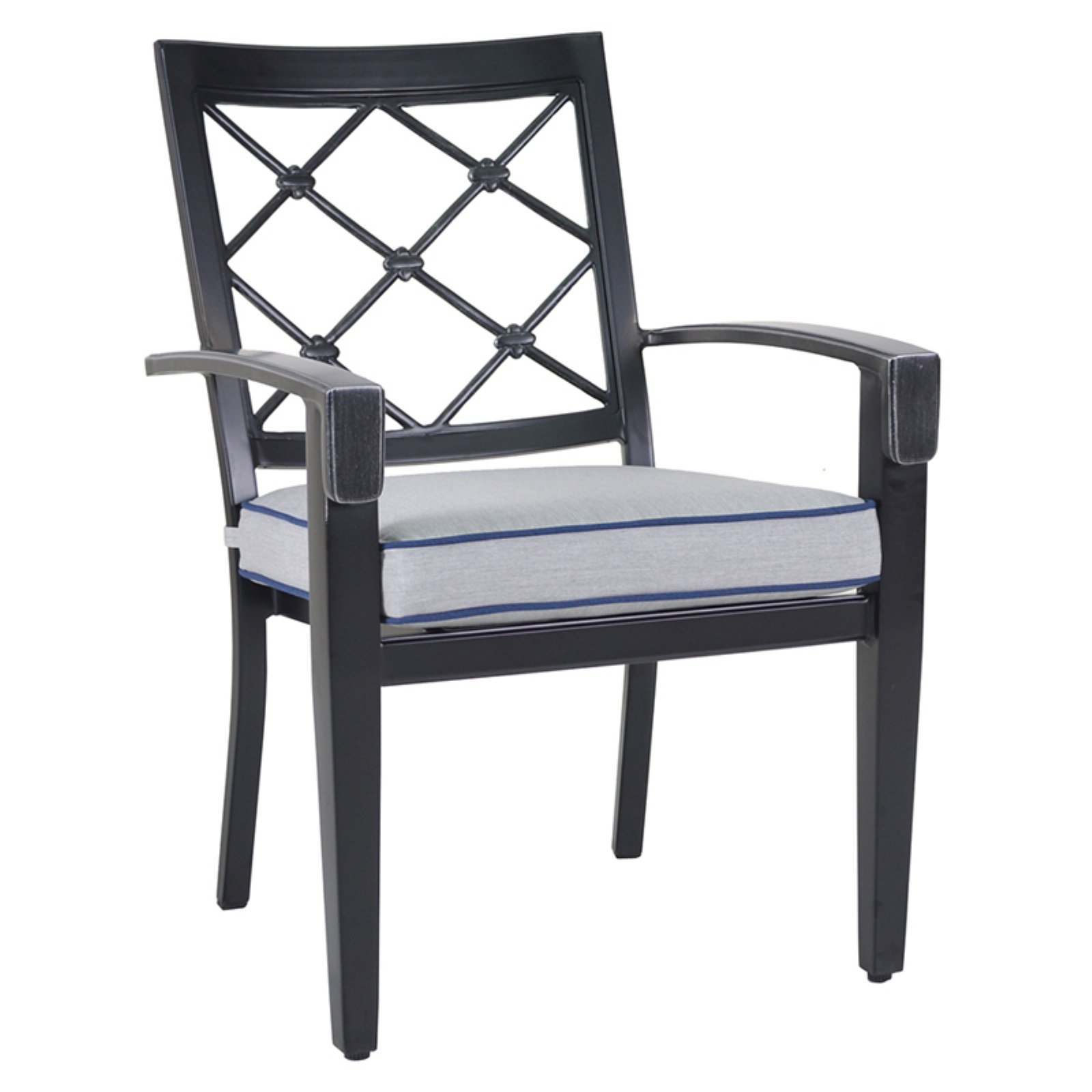 Veranda Classics Bella Aluminum Patio Dining Chair - Set ...
