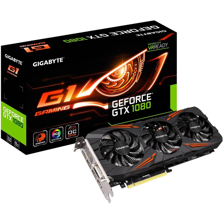 Gigabyte Technology GeForce GTX 1080 DirectX 12 GV-N1080D...