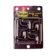 Taylor Wire / Vertex 39100 TAY39100 SPLIT TEE ADAPTER KIT BLACK