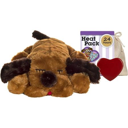 Snuggle Puppy, Brown Mutt