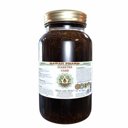 Diabetes Care Glycerite, Fenugreek (Trigonella Foenum-Graecum) Dried Seed,  Bitter Melon (Momordica Charantia) Dried Fruit, Gymnema (Gymnema Sylvestre)