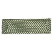 Colonial Mills MG19A008X028R Montego - Lily Pad Green Stair Tread - set 13