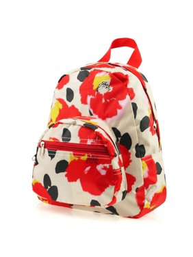 e1fe9e507d Product Image Red Poppy Print Small Kids Children Outdoor Backpack by Zodaca  Stylish School Bag