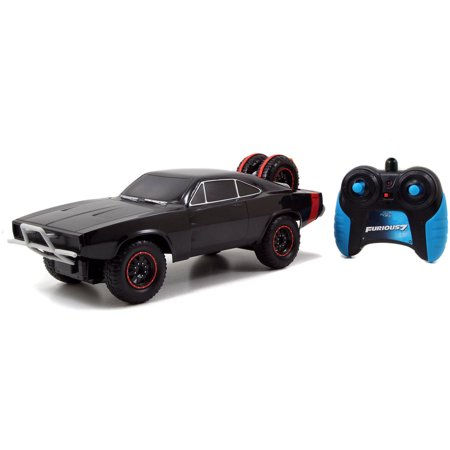 Jada Toys Fast and Furious 1/16 Remote Control 1970 Dodge Charger
