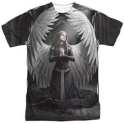 Anne Stokes - Prayer For The Fallen (Front/Back Print) - Short Sleeve Shirt - Large