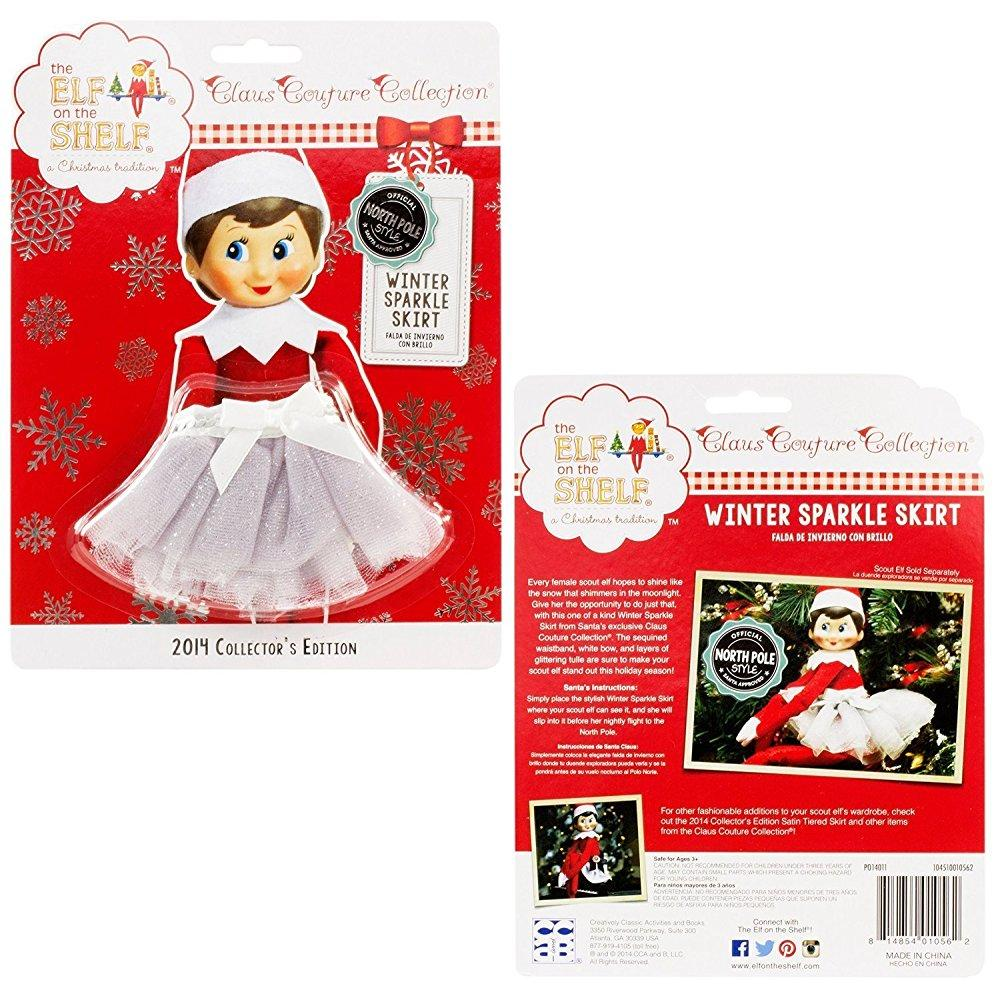 The Elf on the Shelf a christmas tradition claus couture ...