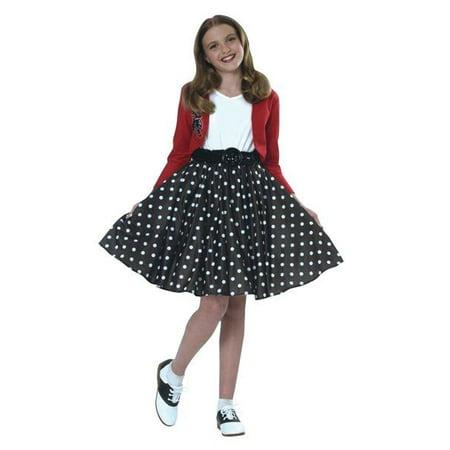 Polka Dot Rocker Child - Halloween Rocker
