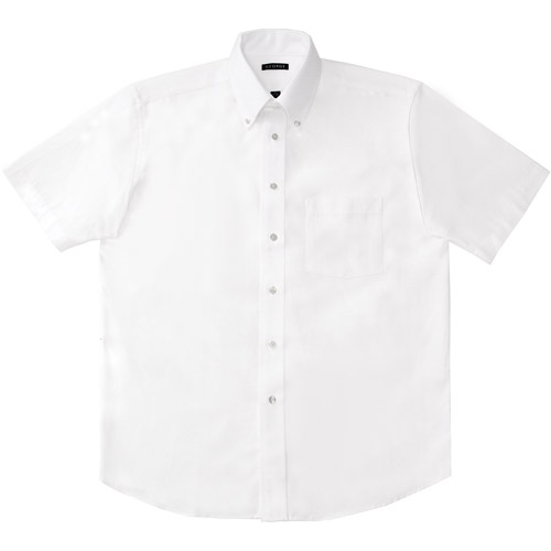 George - Men's Short-Sleeve Oxford Shirt