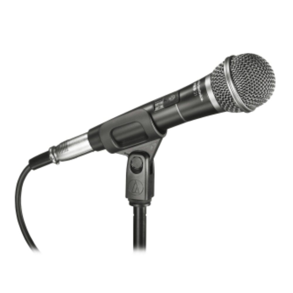 AUDIO TECHNICA PRO 31 Cardioid Dynamic Hand-Held Microphone with 15-ft Cable (XLRF to... by Audio-Technica