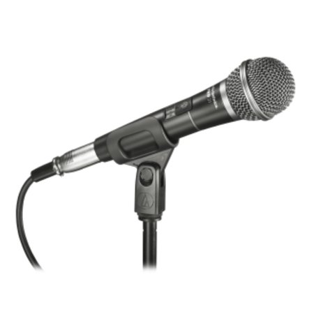 Pro Co Ameriquad Microphone Cable - AUDIO TECHNICA PRO 31 Cardioid Dynamic Hand-Held Microphone with 15-ft Cable (XLRF to XLRM)
