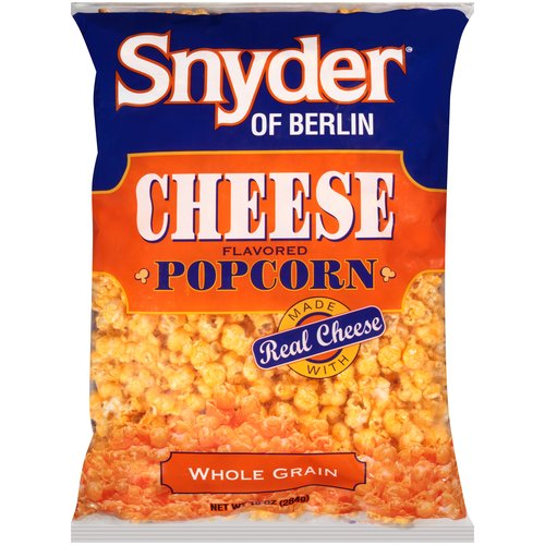 Snyder of Berlin Cheese Flavored Popcorn, 10 oz